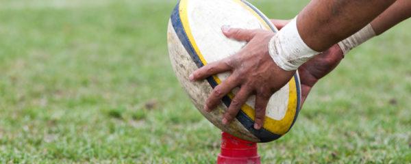 Ballon de rugby personnalisé